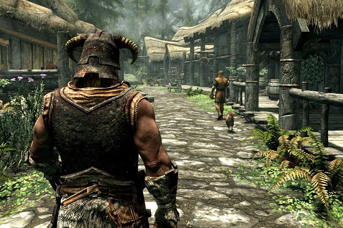 Skyrim mods space is 1GB on PS4, but 5GB on Xbox One