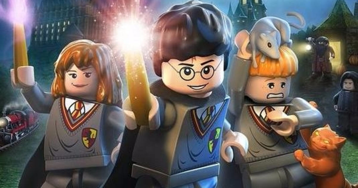 lego harry potter 5-7 how to get dumbledore