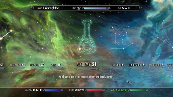 Skyrim Crafting Skills - how to max Enchanting, Alchemy, and