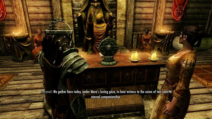 Skyrim marriage explained - How to get married with the Amulet of