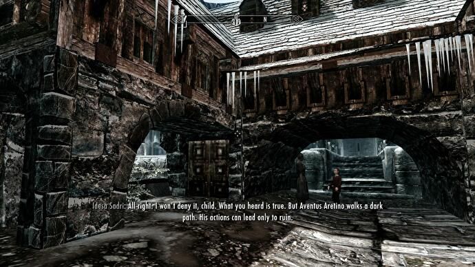 Skyrim Guilds and Faction locations - How to join Dark