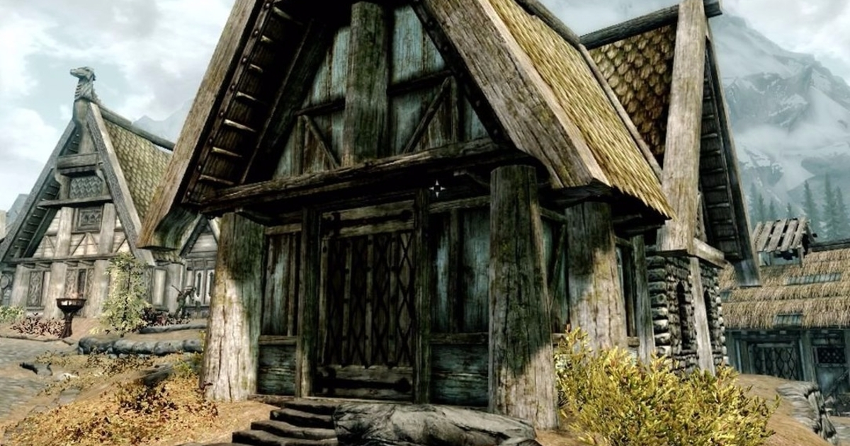 skyrim how to buy a house in solitude for free
