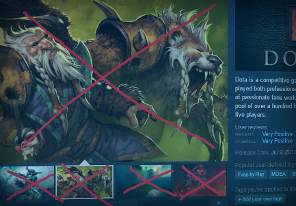 Steam to ban fake screenshots - no more bullshots