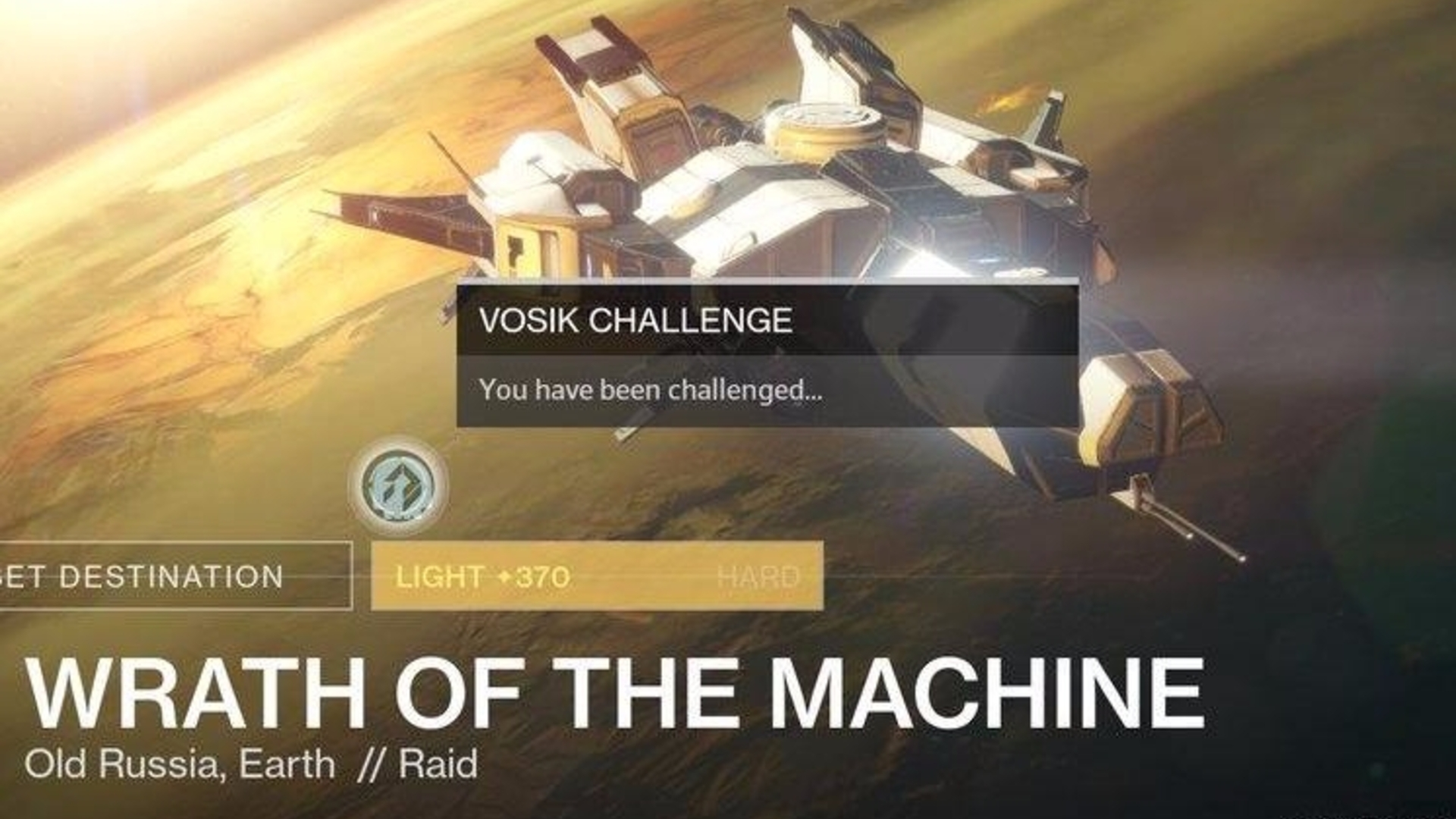 destiny vosik challenge aksis challenge strategies in wrath of the
