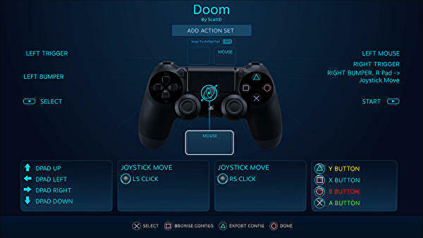 Steam introduce il supporto nativo (in beta) per il DualShock 4