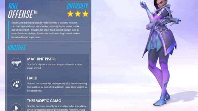 Blizzard announces Sombra, new Arcade mode, new maps, and a professional OverwatchLeague
