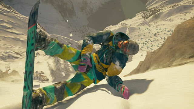 Steep Multiplayer Lets You Break Bones With Friends