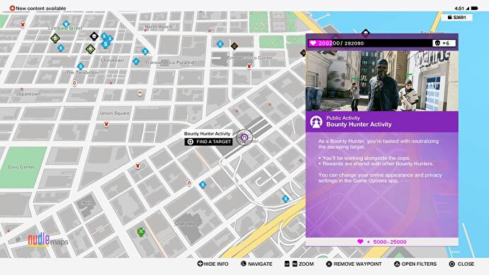 Watch Dogs 2 - How to get more Followers, level up and earn