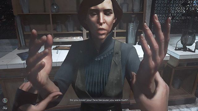 We Kill the Crown Killer at Dishonored 2's Creepy Addermire Institute