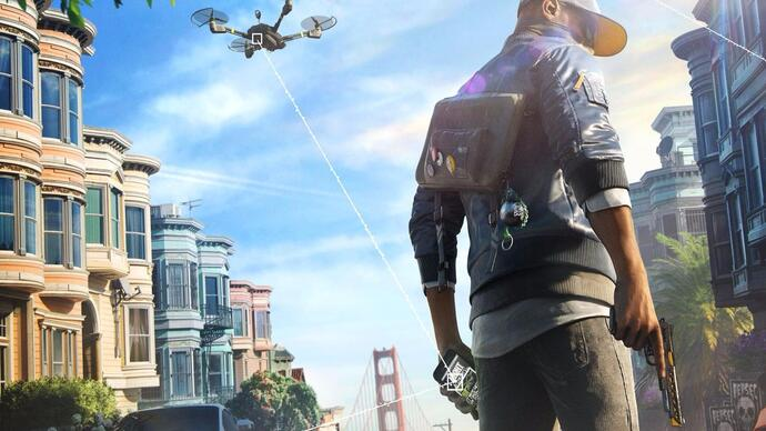 Watch Dogs 2 -Anmeldelse