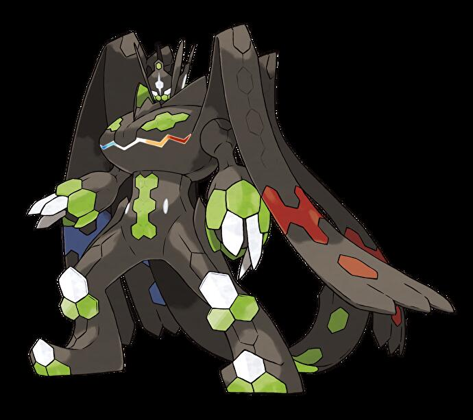 pokémon sun and moon zygarde cell locations zygarde core