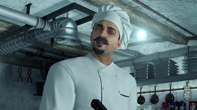 New Hitman Elusive Target is an Angry Celebrity Chef