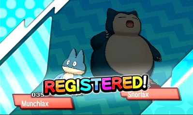 Pokémon Sun and Moon Munchlax event giveaway - how to use Mystery ...
