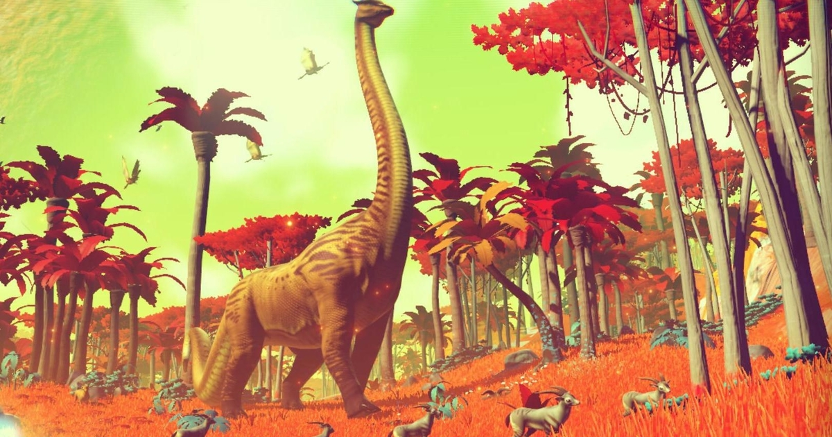 Advertising Standards rules No Man's Sky Steam page did not mislead consumers