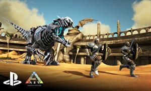 Ark: Survival Evolved finally has a PS4 release date