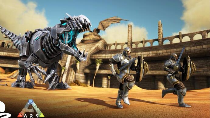 Ark: Survival Evolved finally has a PS4 releasedate