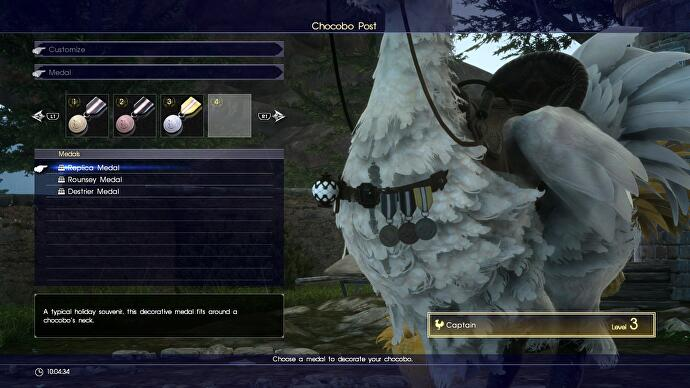 Final Fantasy 15 Chocobos - How to unlock the Chocobo rent quest