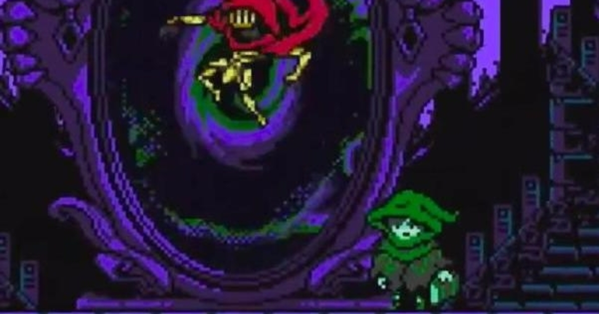 See Shovel Knight's Specter of Torment DLC in action