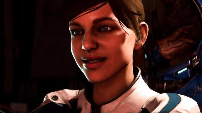 Mass Effect Andromeda developers reassure fans after trailer sparks animation concerns