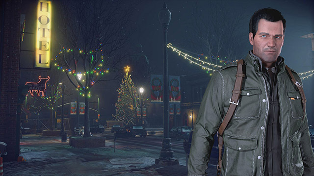 Dead Rising 4 Brings the Zombie Carnage, Festive Feel
