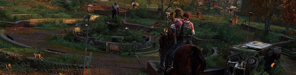 The Last Of Us Patch For PS Pro Analysed Eurogamernet - The last of us map app apk