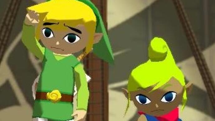 Nintendo cancelled a home console Zelda: Wind Waker sequel
