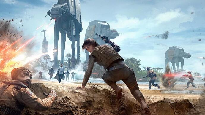 Star Wars Battlefront's Rogue One DLC gives us some pointers towards next year's sequel
