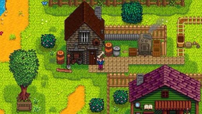 Stardew Valley: un nuovo trailer in vista dell'imminente lancio su console