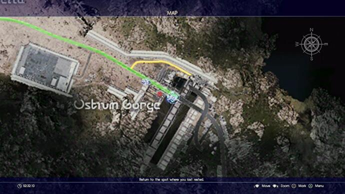 Final Fantasy 15 Scraps Of Mystery Map Piece Locations For