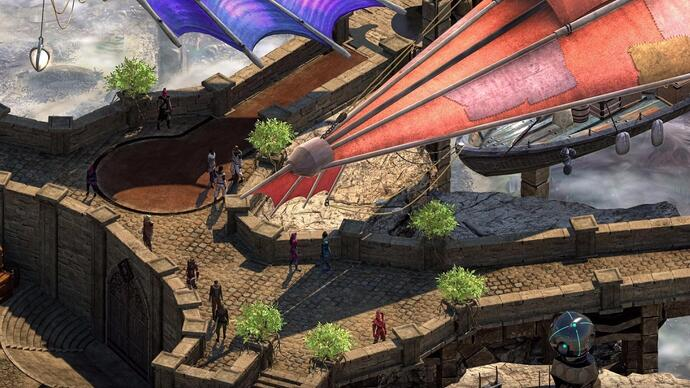 Torment Tides of Numenera finally has a releasedate