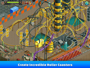 Atari releases RollerCoaster Tycoon Classic on mobiles and