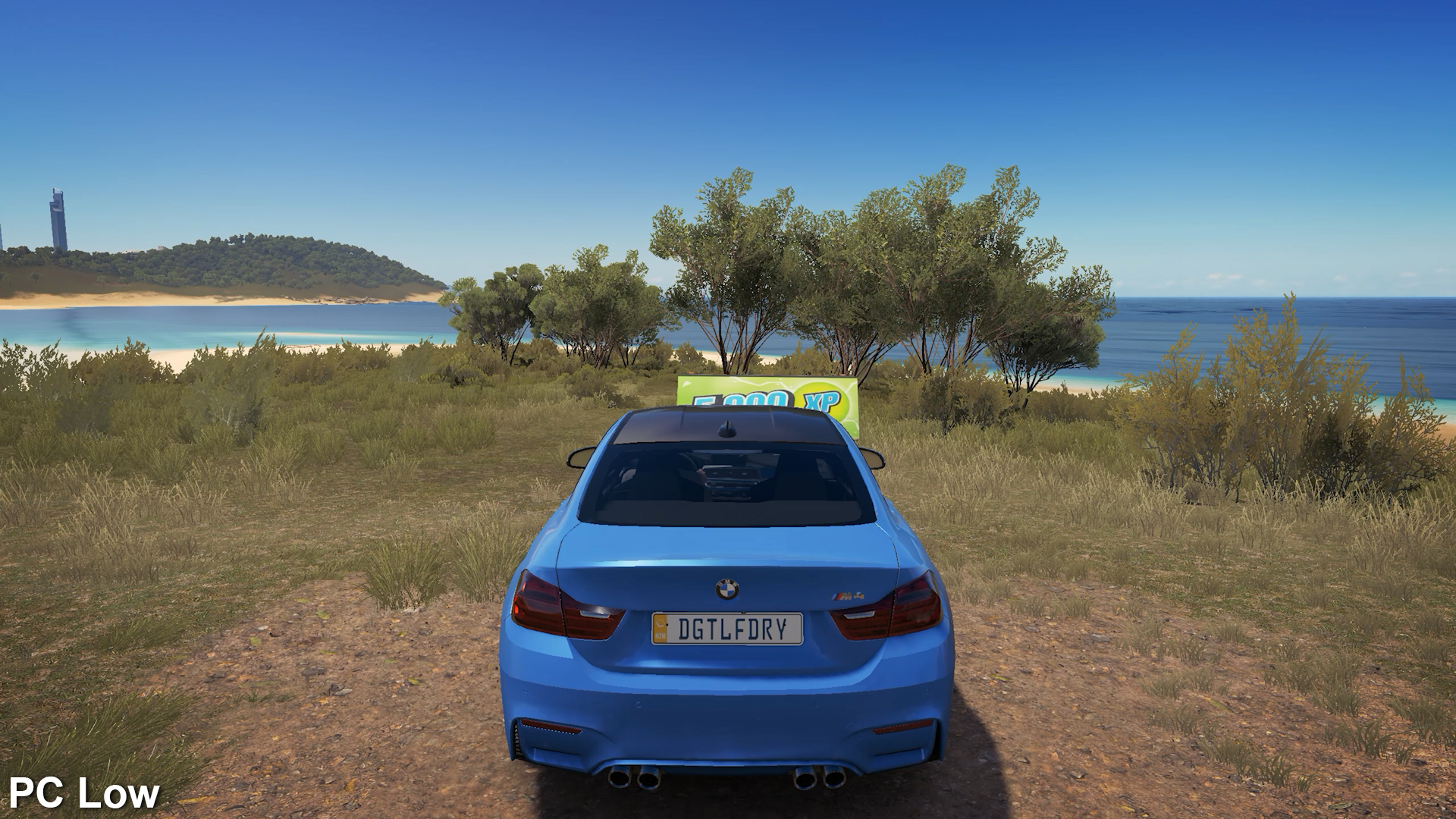 Lowest Car In Forza Horizon