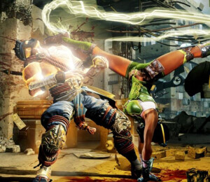 The blind man who beat the world at Killer Instinct