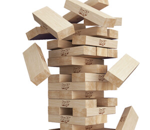 Meet the creator of Jenga