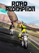 Road Redemption packshot