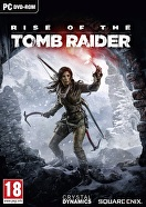 Rise of the Tomb Raider packshot