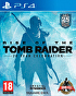 Packshot for Rise of the Tomb Raider on PlayStation 4