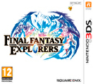 Final Fantasy Explorers packshot
