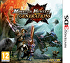 Packshot for Monster Hunter X on 3DS