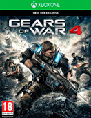 Gears of War 4 packshot