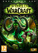 World of Warcraft: Legion packshot