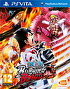 Packshot for One Piece: Burning Blood on PlayStation Vita