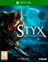 Packshot for Styx: Shards of Darkness on Xbox One