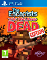 Packshot for The Escapists The Walking Dead on PlayStation 4