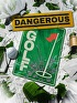 Packshot for Dangerous Golf on Xbox One