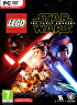 Packshot for Lego Star Wars: The Force Awakens on PC