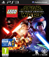 Packshot for Lego Star Wars: The Force Awakens on PlayStation 3