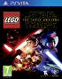 Packshot for Lego Star Wars: The Force Awakens on PlayStation Vita