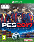 Packshot for PES 2017 on Xbox One