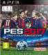 Packshot for PES 2017 on PlayStation 3